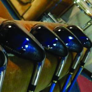 ขายชุดเหล็ก Katana Hybrid SL-Eleven สีน้ำเงิน Midnight Blue สวยค