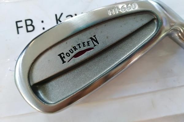 Driving iron # 3 Fourteen Hi-660 nspro Flex R
