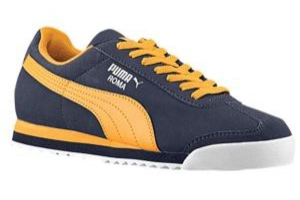 รองเท้ากอล์ฟมือสอง ยี่ห้อ Puma สีขาวแถบเทา us11 ราคา 950 บาทรวมส